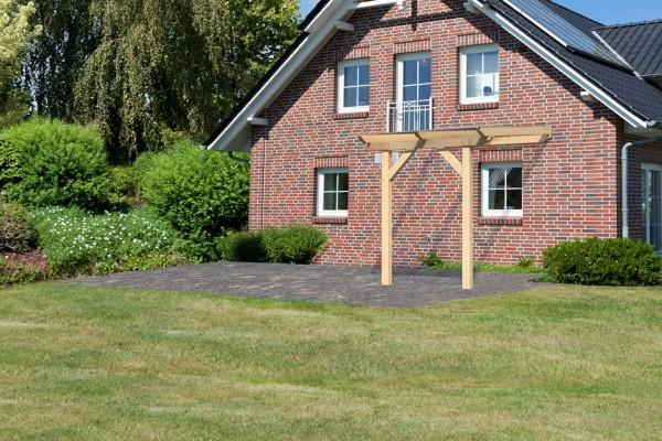 Terrassenüberdachung Classic Modell 1 Größe A Verlängerbar