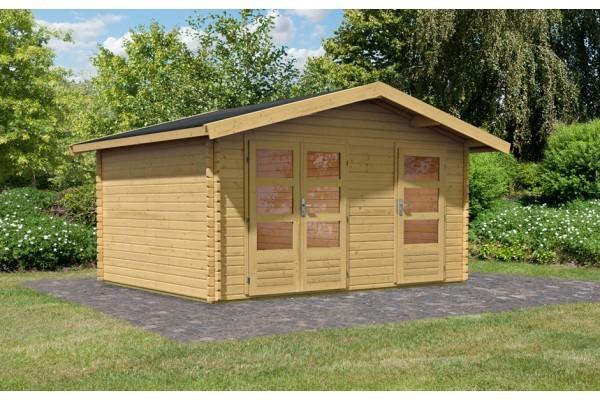 "Woodfeeling Gartenhaus ""Lagor 1"""