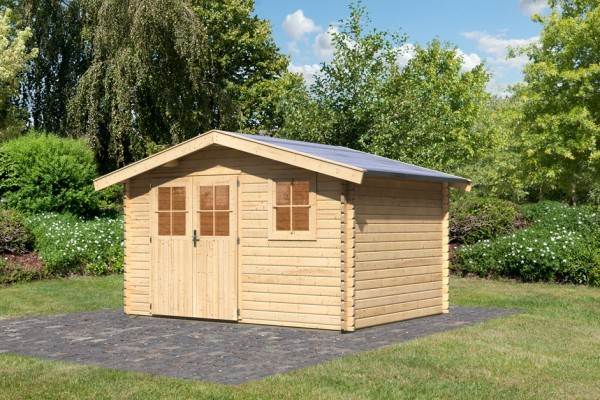 "Woodfeeling Gartenhaus ""Felsenau 4"""