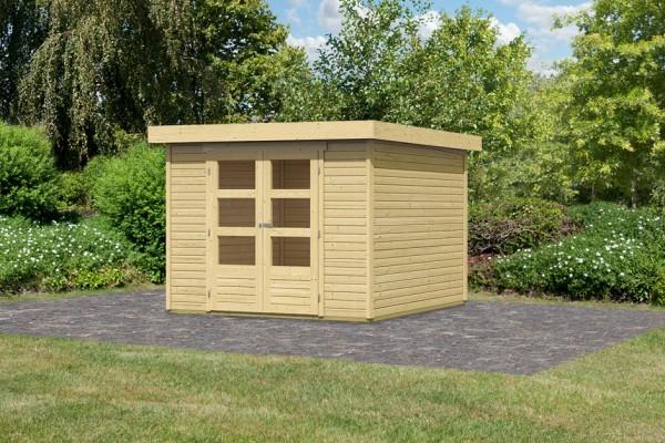 "Woodfeeling Gartenhaus ""Askola 4"""