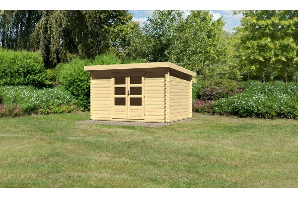 "Woodfeeling Gartenhaus ""Bastrup 7"""