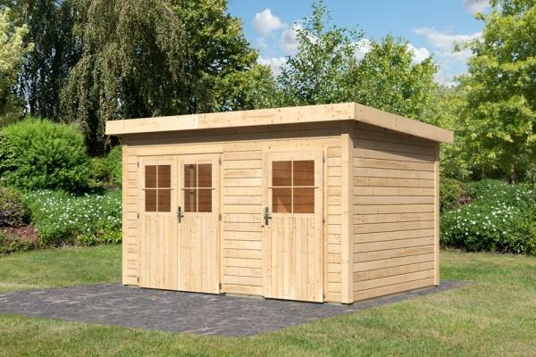 "Woodfeeling Gartenhaus ""Tintrup"""