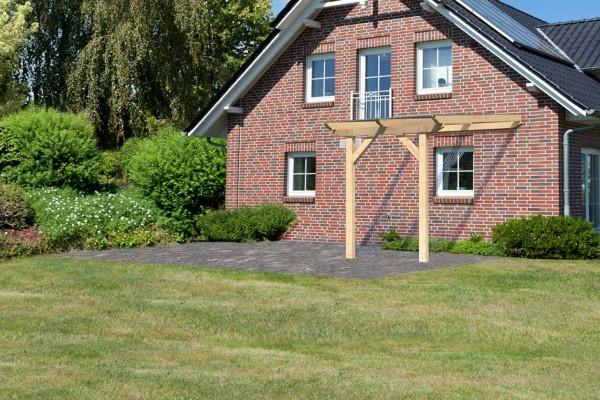 Terrassenüberdachung Classic Modell 3 Größe A Verlängerbar