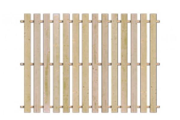 Seitenwand Terrassenueberdachung 3 CLASSIC