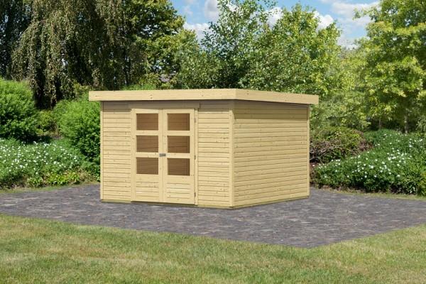 "Woodfeeling Gartenhaus ""Askola 6"""
