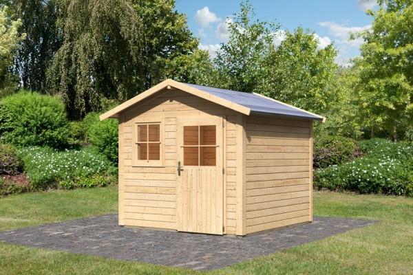 "Woodfeeling Gartenhaus ""Linau 5"""