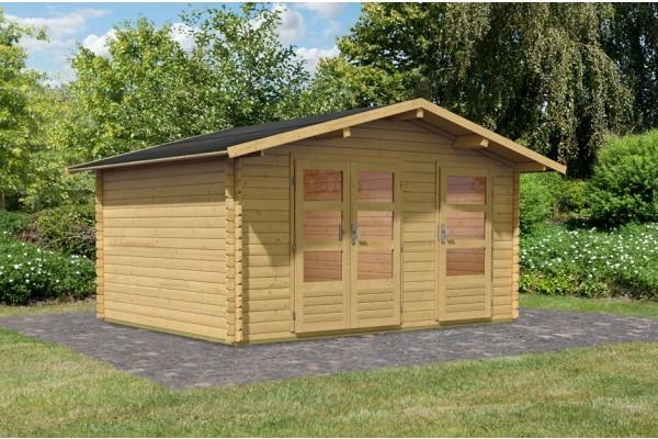 """Woodfeeling Gartenhaus """"Radur 1"""""""