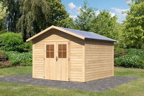 "Woodfeeling Gartenhaus ""Linau 8"""